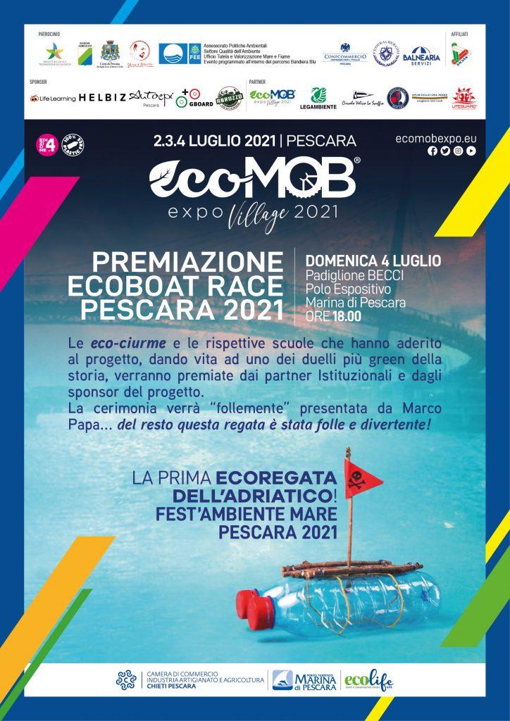 premiazione ecoboat